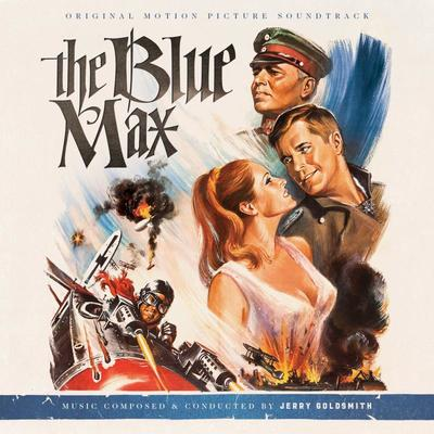 Cover art for The Blue Max