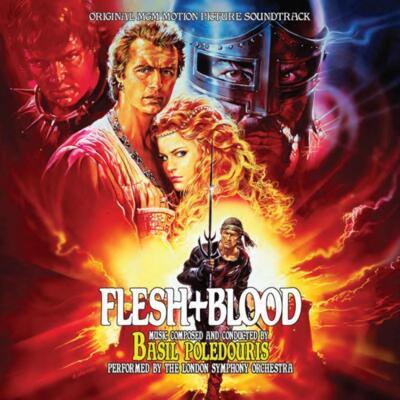 Cover art for Flesh+Blood