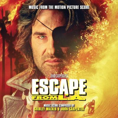 Cover art for Escape from L.A.