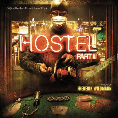 Cover art for Hostel: Part III