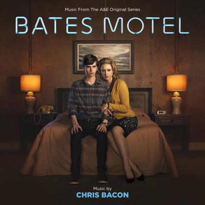 Cover art for Bates Motel (Music From The A&E Original Series)