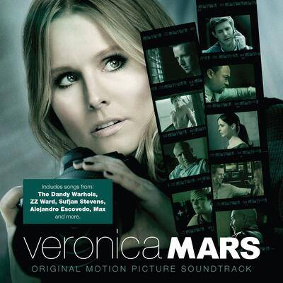 Cover art for Veronica Mars