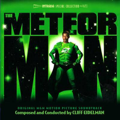 Cover art for The Meteor Man