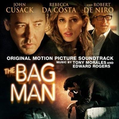 Cover art for The Bag Man