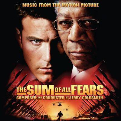 Cover art for The Sum of All Fears