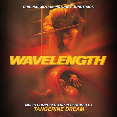 Cover art for Wavelength