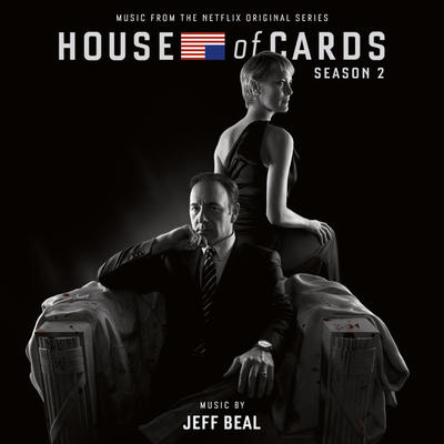 Cover art for House of Cards (Staffel 2)
