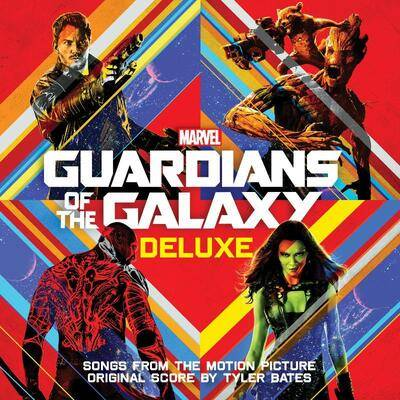 Cover art for Guardians of the Galaxy Deluxe