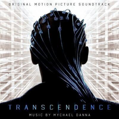 Cover art for Transcendence