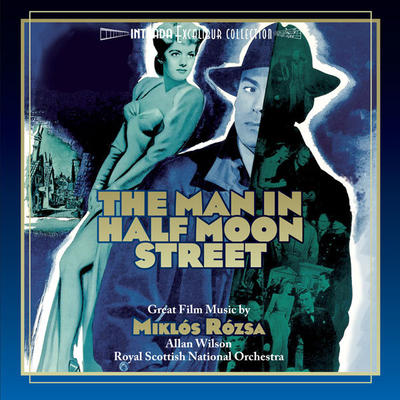 Cover art for The Man in Half Moon Street