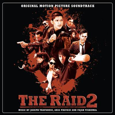 Cover art for The Raid 2: Berandal