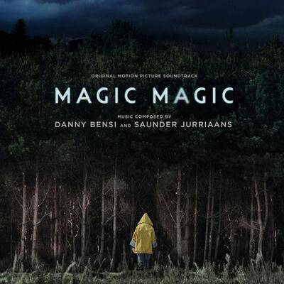 Cover art for Magic Magic