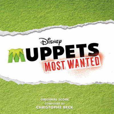 Cover art for The Most Muppets Most Wanted/The Muppets