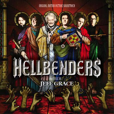 Cover art for Hellbenders