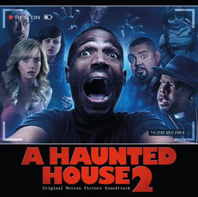 Cover art for A Haunted House 2