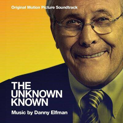 Cover art for The Unknown Known