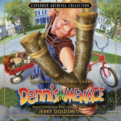 Cover art for Dennis the Menace