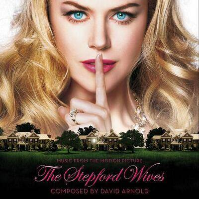 Cover art for The Stepford Wives