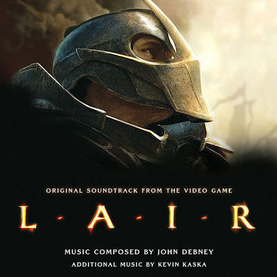 Cover art for Lair