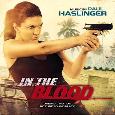 Cover art for In the Blood