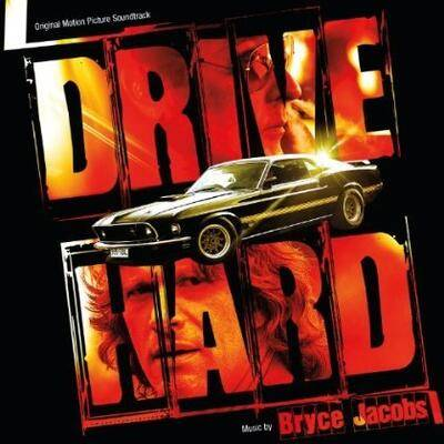 Cover art for Drive Hard