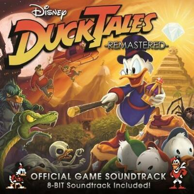 Cover art for DuckTales: Remastered