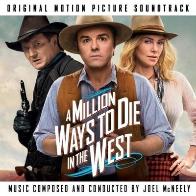 Cover art for A Million Ways to Die in the West (Original Motion Picture Soundtrack)
