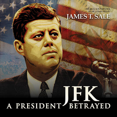 Cover art for JFK: A President Betrayed
