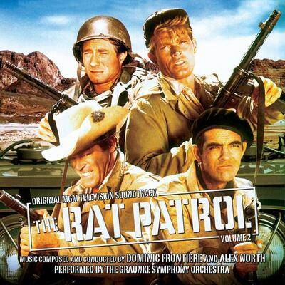Cover art for The Rat Patrol