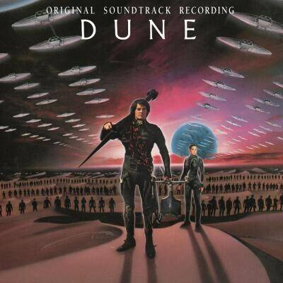 Cover art for Dune
