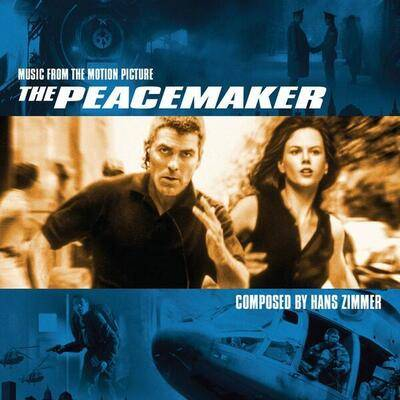 Cover art for The Peacemaker