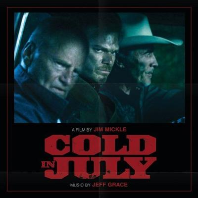 Cover art for Cold in July