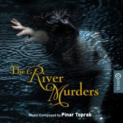 Cover art for The River Murders / Sinner