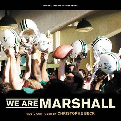 Cover art for We Are Marshall