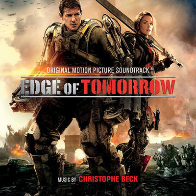 Cover art for Edge of Tomorrow