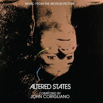 Cover art for Altered States