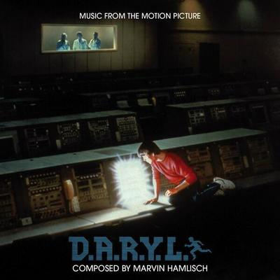 Cover art for D.A.R.Y.L.