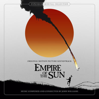 Cover art for Empire of the Sun