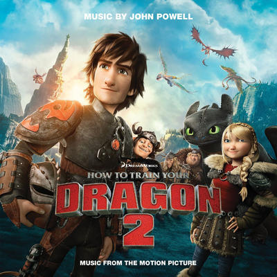Cover art for How to Train Your Dragon 2