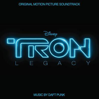 Cover art for TRON: Legacy