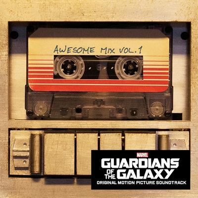 Cover art for Guardians of the Galaxy Awesome Mix Vol. 1