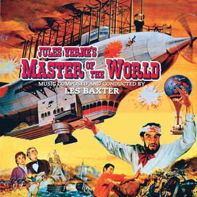 Cover art for Master of the World / Goliat and the Barbarians