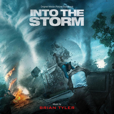 Cover art for Into the Storm