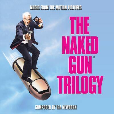 Cover art for The Naked Gun Trilogy
