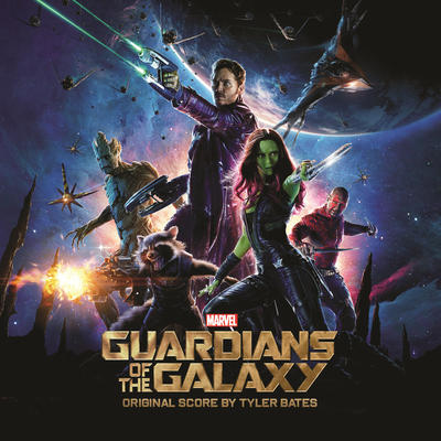 Cover art for Guardians of the Galaxy