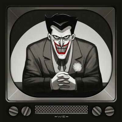 Cover art for Batman: The Animated Series (Joker)