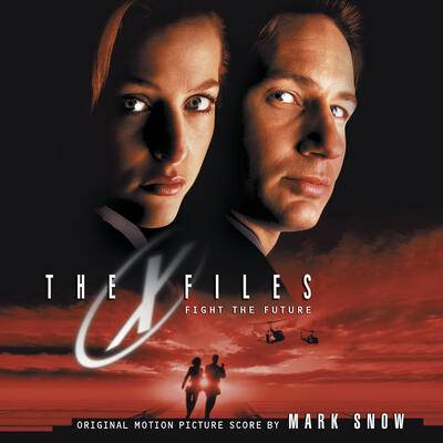 Cover art for X-Files: The Movie