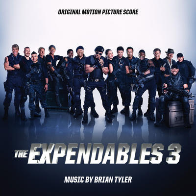 Cover art for The Expendables 3
