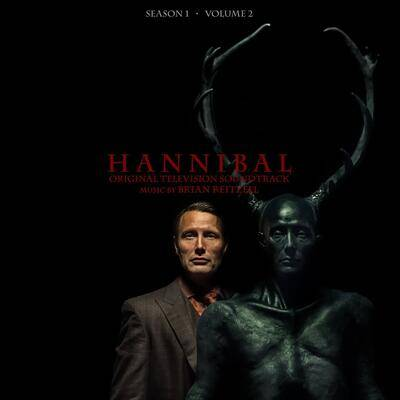 Cover art for Hannibal (Season 1 - Volume 2)