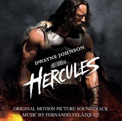 Cover art for Hercules